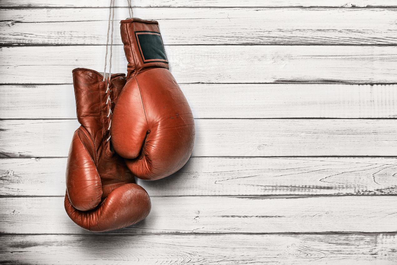 Rodzaje rękawic bokserskich