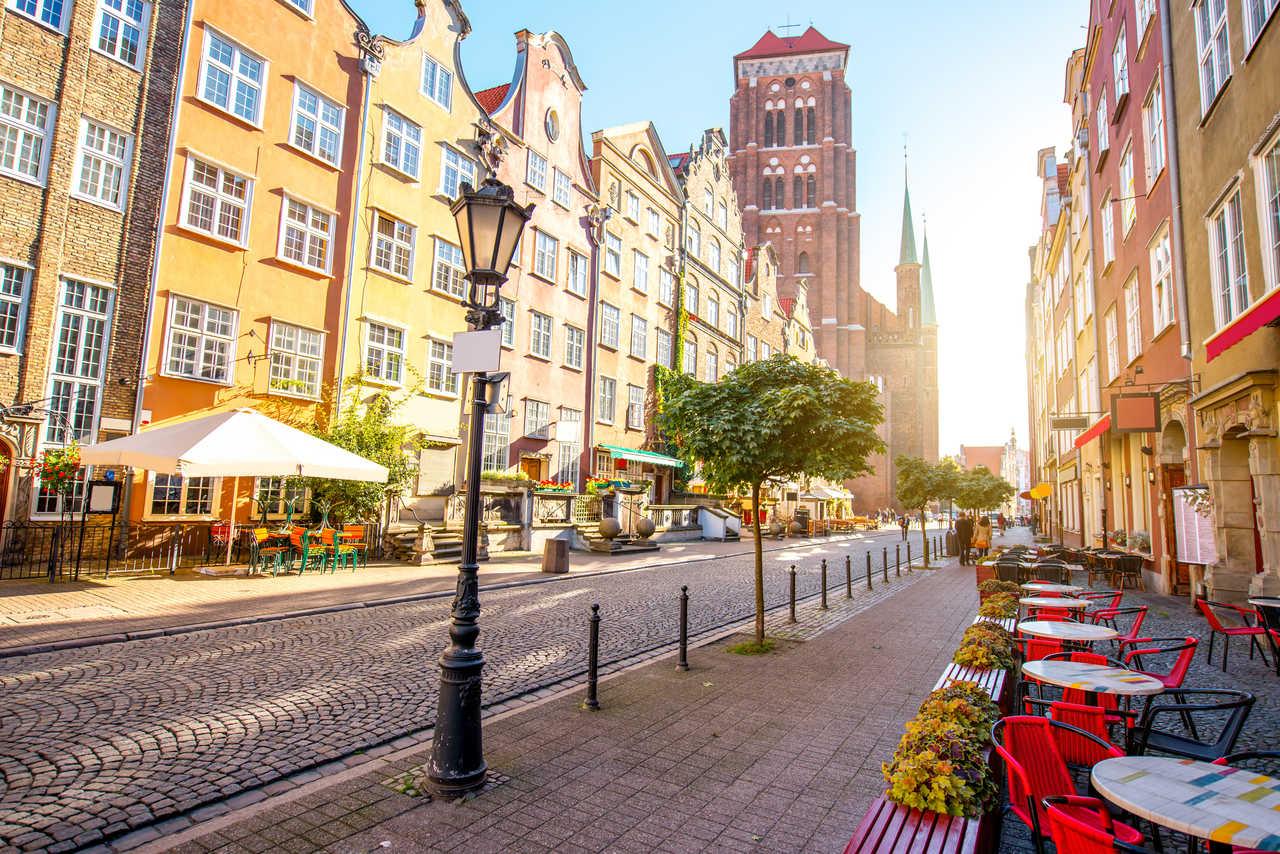 Gdańsk stare miasto – idealny kierunek na szybki city break