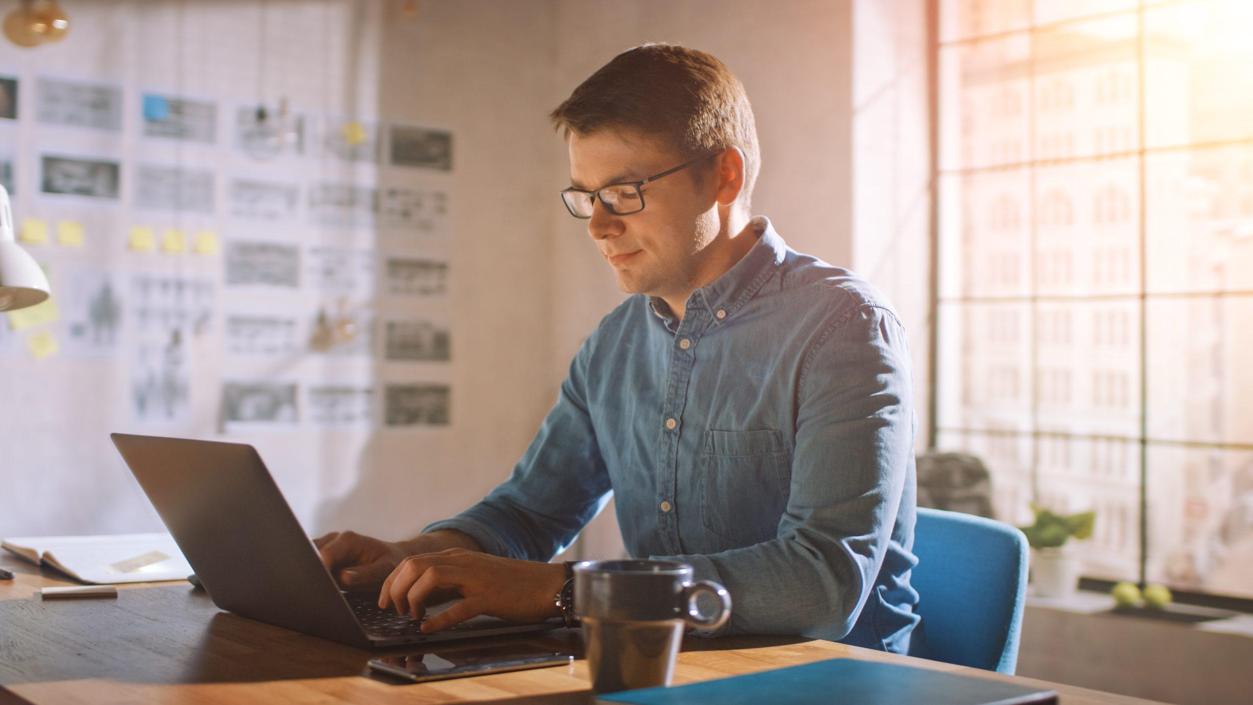Praca zdalna – dlaczego warto?